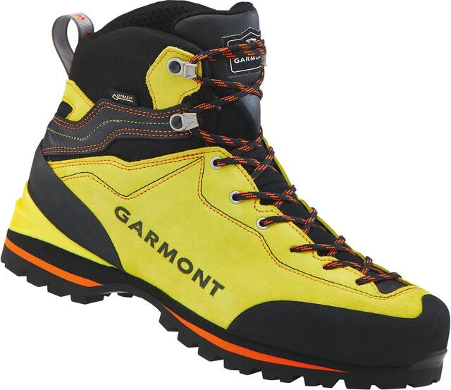 Garmont Ascent GTX Sko Herrer, yelloworange
